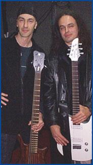 Con Fabio Meridiani - Open Day winter 2006