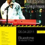 Frank McComb Live in Napoli