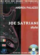 Suonare nello stile di Joe Satriani