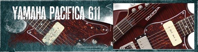 Yamaha <br>Pacifica 611